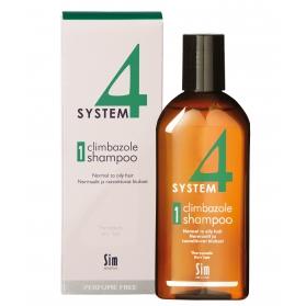 Sim Sensitive System 4 Climbazole Shampoo 1 215ml