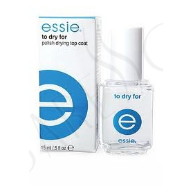 Essie To Dry For Top Coat 15ml