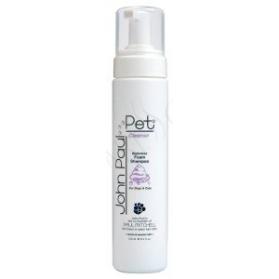 John Paul Pet Waterless Foam Shampoo for Dogs & Cats