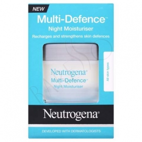 Neutrogena Multi Defence Moisturiser Night Cream 50ml
