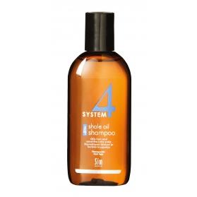 Sim Sensitive System 4 Shale Oil Shampoo 4 100ml