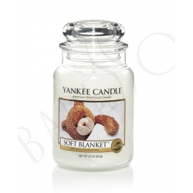 Yankee Candle Soft Blanket LAGRE