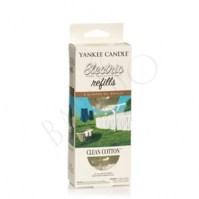 Yankee Candle - Electric Refill Clean Cotton