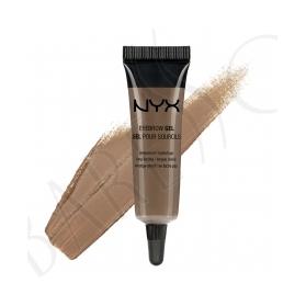 Nyx Eyebrow Gel - Brunette 10ml