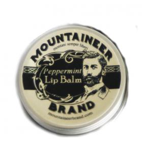 Mountaineer Brand - Läppbalsam Peppermint 15g