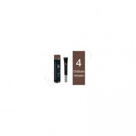K Pour Karité Organic Hair Mascara - 4 Medium Brown