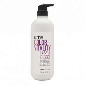 KMS Color Vitality Blonde Shampoo 750ml