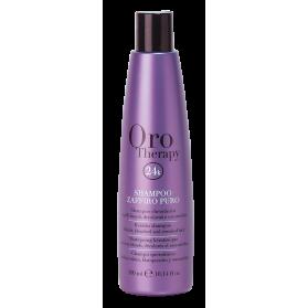 Fanola Oro Therapy 24K Zaffiro Puro Shampoo 300ml