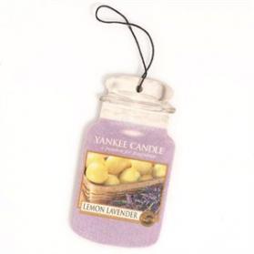 Yankee Candle Car Jar Lemon Lavendel