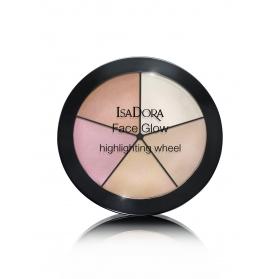 IsaDora Face Glow Wheel 51 Champagne Glow