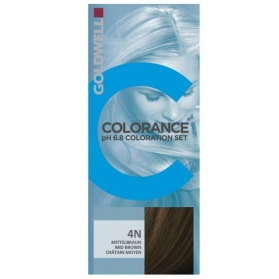 Goldwell PH 6,8 colorance 4N Mid Brown