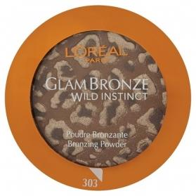 L'Oreal Paris Glam Bronze Wild Instinct - 303 Light