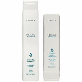 Lanza Anti Aging Healing Strength shampo & Balsam