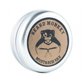 Beard Monkey Mustache Wax 25ml