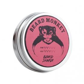 Beard Monkey Beard Shaper Orange / Cinnamon 60ml
