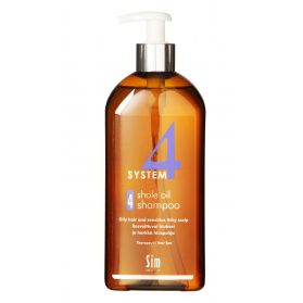 Sim Sensitive System 4 Shale Oil Shampoo4 - 500ml