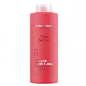Wella Invigo Color Brilliance Conditioner FINE NORMAL 1000ml