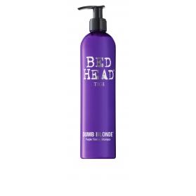 TIGI Bead Head Dumb Blonde Purple Toning Shampoo 400 ml
