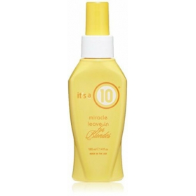 It`s a 10 Miracle Leave-in for Blondes 120ml