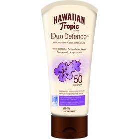 Hawaiian DueDefence Sun Lotion SPF 50 180ml