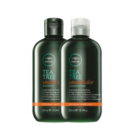 Paul Mitchell Tea Tree Special Color DUO Kit 2x300ml