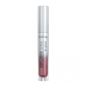 IsaDora Explosive Shine Lip Gloss 84 Purple Shine