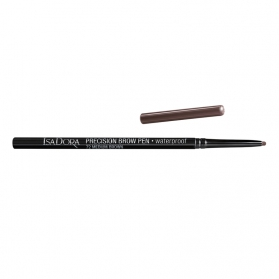 IsaDora Precision Brow Pen Waterproof 72 Medium Brown