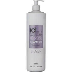 IdHAIR Elements Xclusive Silver Shampoo 1000ml