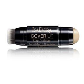 IsaDora Cover Up Stick'N Brush 01 Light Beige