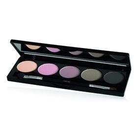 IsaDora Eye Shadow Palette 59 Creamy Nudes