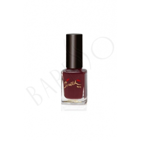 Scratch Nail Care & Color Classic Creams Blaqalicious Red